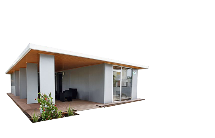 A sua marca no topo iziproject - Casas modulares portugal ...